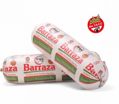 muzzarella cilindrica 3kg